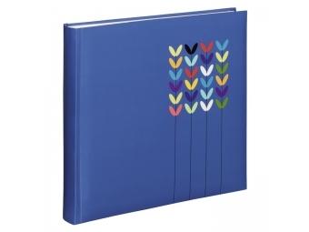 Hama 2522 Album memo Blossom 30x30cm, 80 strán,modrý