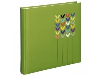 Hama 2522 Album memo Blossom 30x30cm, 80 strán,zelený