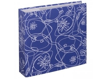 Hama 2506 Album memo Decori II 10x15/200,modrý,popisové pole