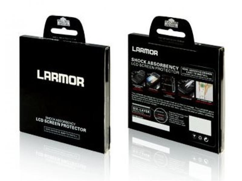 Larmor ochranné sklo 0,3mm na displej pre Canon 70D, 80D, 90D