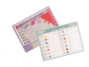 Periodická sústava chemických prvkov (tabuľka), kartička