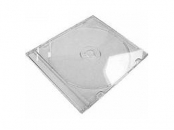 Obal na CD slim transparentný (27019) (bal=200ks)