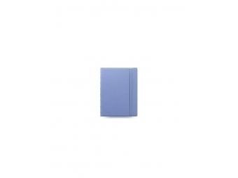 FiloFAX Notebook Pastel,krúžk. pozn.blok s vymeniteľ.listami, A5 modrý
