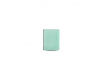 FiloFAX Notebook Pastel,krúžk. pozn.blok s vymeniteľ.listami, A5 zelený
