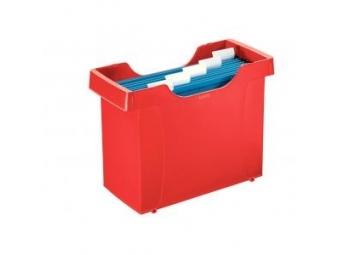 Esselte Leitz Plus Zásobník červený