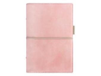 FiloFAX Diár Domino Soft osobný,pastelovo ružový