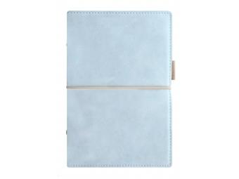 FiloFAX Diár Domino Soft osobný,pastelovo modrý