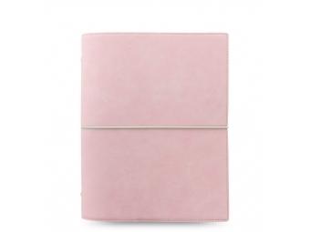 FiloFAX Diár Domino Soft A5,pastelovo ružový