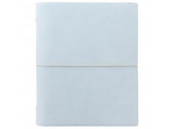 FiloFAX Diár Domino Soft A5,pastelovo modrý