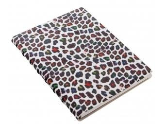 FiloFAX Notebook krúžk. pozn.blok, A5 Leopard