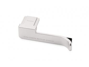 LEICA CL Thumb Support Silver