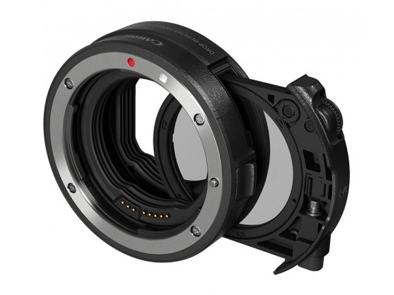 Canon adaptér EF-EOS R pre objektívy EF/EF-S s výmenným filtrom C-PL