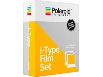 Polaroid film i-TYPE farebný/čierno-biely set