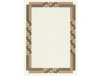 Apli Certifikačný papier hnedý A4/115g (bal=25ks)