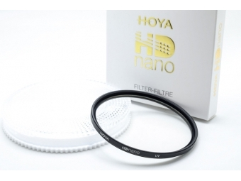 HOYA filter UV 62 mm HD nano