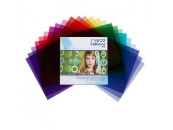 ROSCO filtre CalColor Kit, 30,48 x 30,48cm / 33 ks