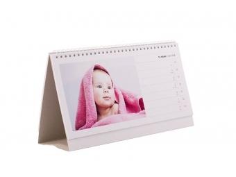 Kalendár stolový týždenný 28 x 13 cm