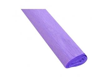 JUNIOR Papier krepový - fialový 14