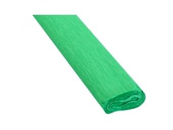 JUNIOR Papier krepový - zelený 23