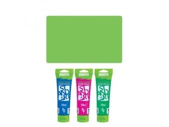 JUNIOR Akrylová farba 120 ml svetlo zelená 425