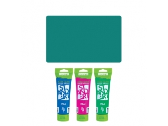 JUNIOR Akrylová farba 120 ml zelená 480