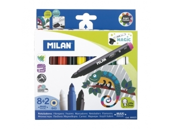 MILAN Fixy Magic- sada 8+2 ks