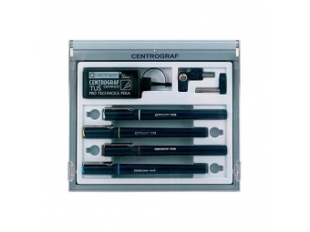 Centropen pero technické 9070/4 CENTROGRAF sada