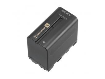 Sony NP-F970 Nabíjateľná batéria InfoLithium rady L, 7,2 V/6600 mAh
