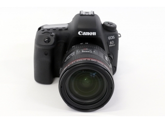 Canon EOS 6D Mark II + Canon EF 24-70mm f/4L IS USM -250€ CASHBACK