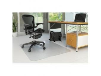 Podložka pod stoličku 122x91,4cm na tvrdé podlahy