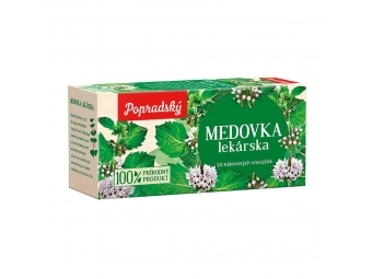 Popradský Čaj BOP bylinný medovka lekárska 30g