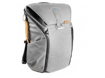 Peak Design Everyday Backpack 30L - Ash (svetlo šedá)