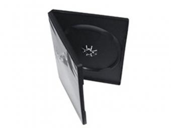 Obal na DVD (14mm) čierny (27081) (bal=100ks)