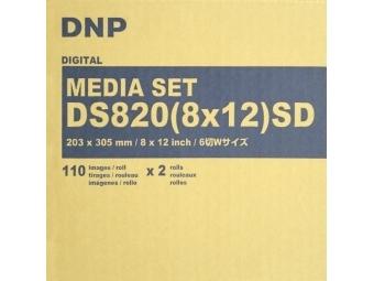 DNP 20x30 (15x20) cm, 220 (440) ks, DNP Digital 205 spotrebný materiál pre DNP DS820
