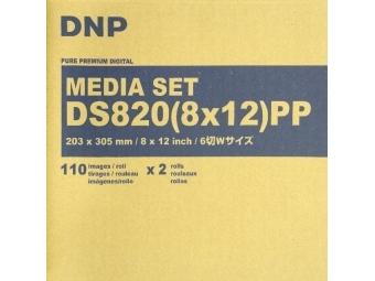 DNP 20x30 (15x20) cm, 220 (440) ks, DNP Premium Digital 230 spotrebný materiál pre DNP DS820
