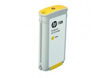 HP No.728 Atramentová kazeta Yellow 130ml (F9J65A)