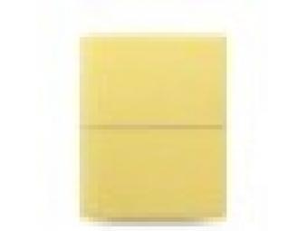 FiloFAX Diár Domino Soft A5,pastelovo žltý