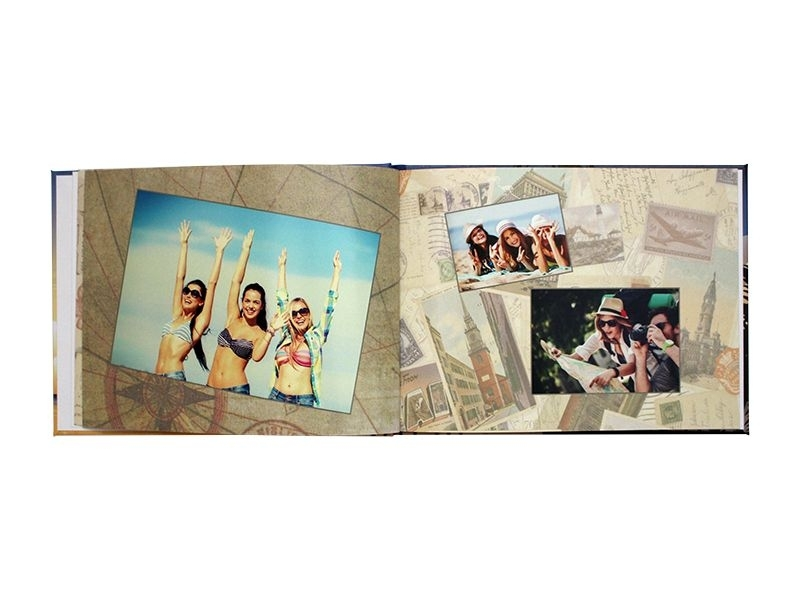 2549ef66fa Fotokniha BASIC portrétová A4