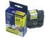 Brother TZE-651 Laminovaná páska 24mm žltá/čierna