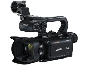 Canon XA15 FullHD kompaktná profi kamera + batéria BP-820