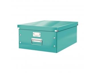 Leitz Veľká škatuľa A3 Click & Store ľadovo modrá