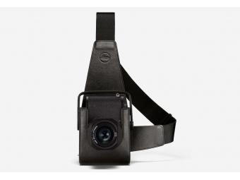 LEICA Holster kožené púzdro pre Leica Q2, čierne