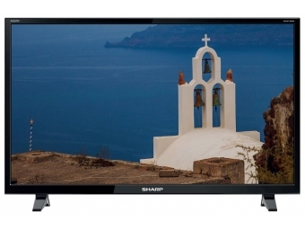 "Sharp LC 32HI3012 100Hz, DVB-S2/T2 H265, LED TV 32"" (81 cm) HD"