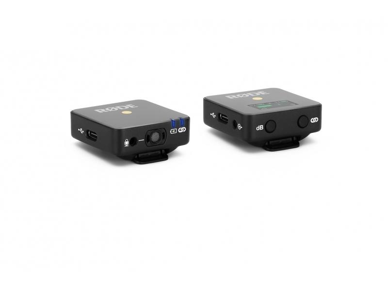 a68d4a1f7 Rode Wireless GO, univerzálny bezdrôdový mikrofónny set | Foto-video ...