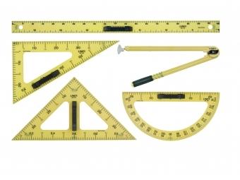 Linex BB-S Pomôcky rysovacie tabuľové,súprava