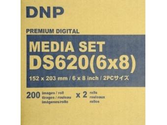 DNP Premium Digital 230 15x20 (10x15) cm | 400 (800) ks pre DS620