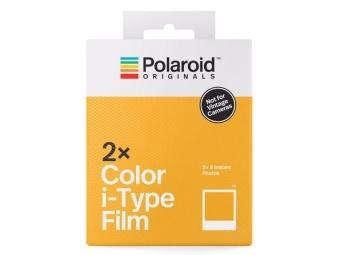 Polaroid film i-TYPE farebný dvojbalenie