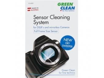 Green Clean SC-6000 Sensor cleaning system pre FULL Frame