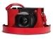 LEICA Protector pre Leica Q2 červená koža