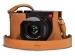 LEICA Protector pre Leica Q2 hnedá koža